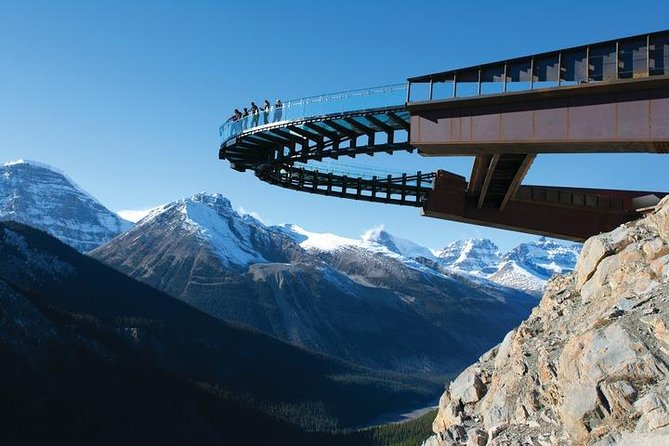 Columbia Icefield Tour including the Glacier Skywalk from Jasper photo 9