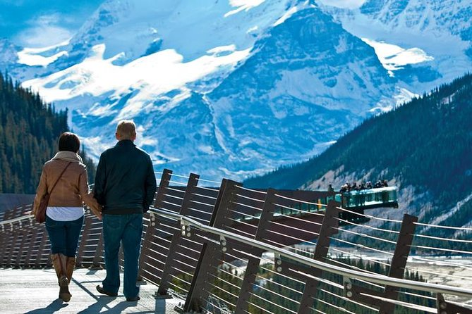 Columbia Icefield Tour including the Glacier Skywalk from Jasper photo 6