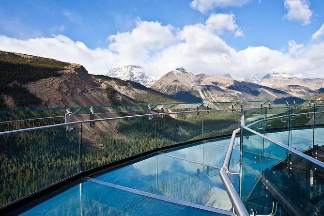Columbia Icefield Tour including the Glacier Skywalk from Jasper photo 4