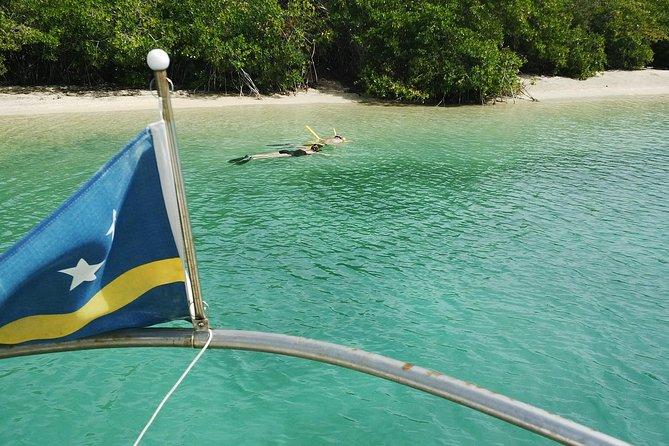 Excursion en bateau ou en apnée dans les eaux espagnoles de Curaçao