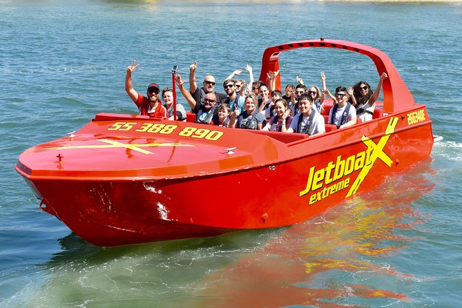 Surfers Paradise, Gold Coast Jet Boat Ride: 55 Minutes