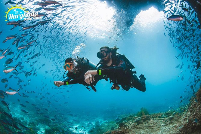 Intro Dive from Hurghada