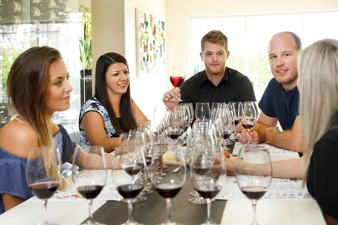Tulloch Wines- Premium Museum Aged Wine Tasting with Cheese and Charcuterie image