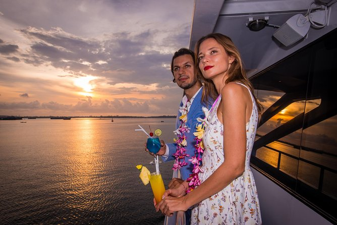 Bali Sunset Dinner Cruise
