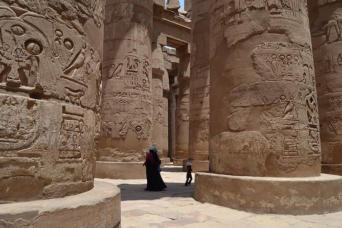 Private Tour to Karnak and Luxor Temples photo 11