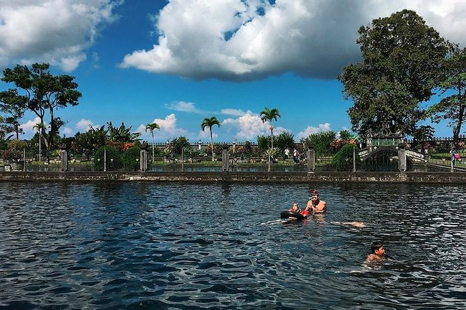 Lempuyang Gates of Heaven, Tirta Gangga Temple Swim & Jungle Waterfalls