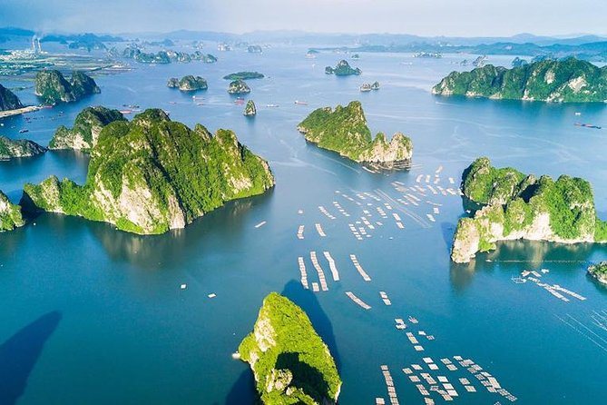 Halong day tour 6 hours Cruise from Hanoi city