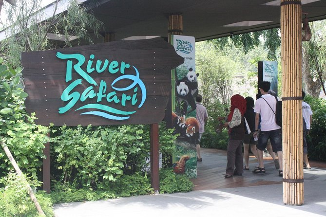 Singapore River Safari with Hotel Pick Up
