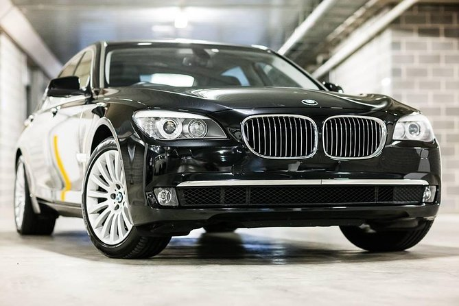 Luxury Sydney Airport Arrival Transfer