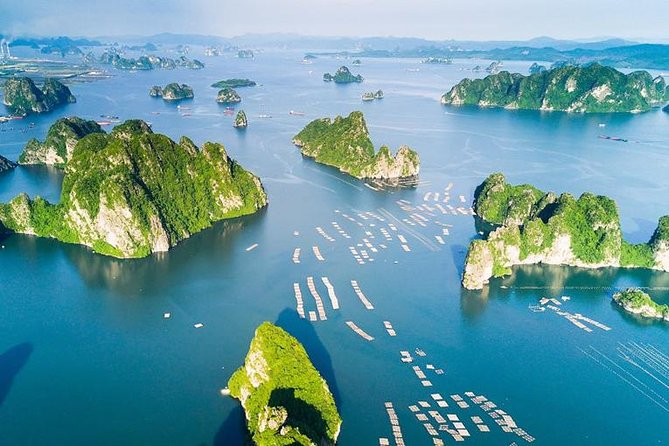 Halong Bay day tour 6 hours Cruise from Hanoi city