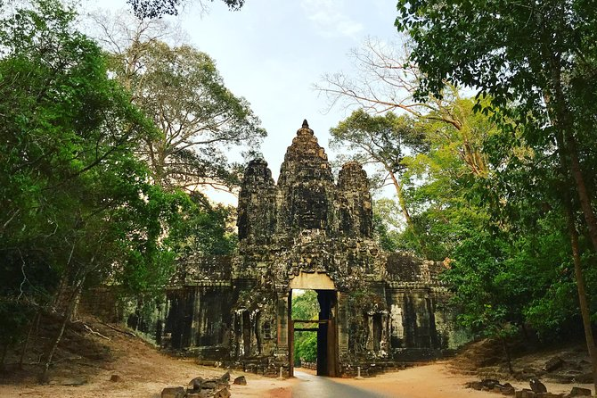 The Most Attractive Temples in Angkor Unesco Site !