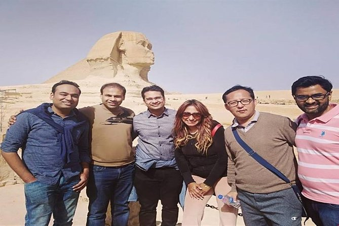 Day Tour of the Pyramids,Egyptian Museum & Bazaar & Camel Ride