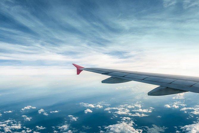 Flight from Höfn to Reykjavík