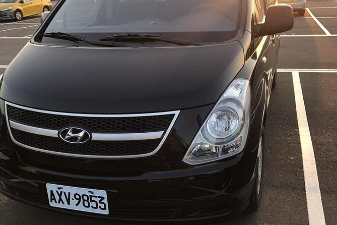 Modern nine-seater, Taiwan chartered tour, chartered day trip, round-the-island chartered car, airport transfer, hotel pick-up service