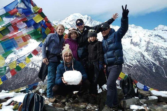Langtang and Gosaikunda Trekking