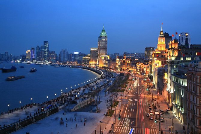Private Tour with Shanghai Zoo, Qibao Old Street, Shanghai Tower and the Bund