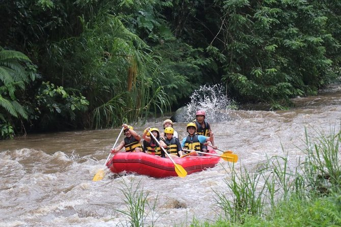 Bali White Water Rafting With Rio