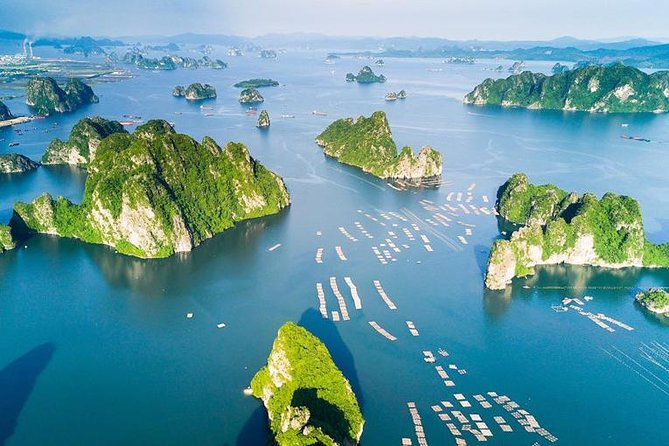 Halong day tour 6 hours Cruise from Hanoi city with luxury van