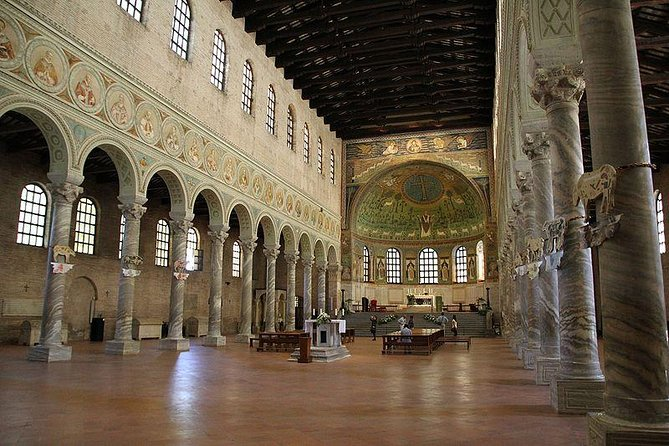 Full Day Ravenna Private Tour of Must-See Sites with Native Top-Rated Guide