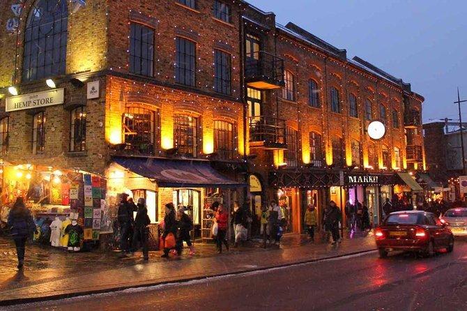 Camden Town Silent Disco Walk Party