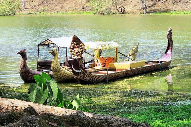 Angkor Gondola Cruise Including Hotel Pickup