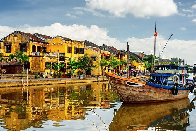 Hue to Hoi An by Private Car