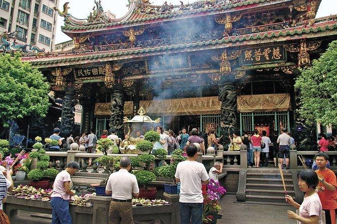 Taipei Then and Now Day Tour