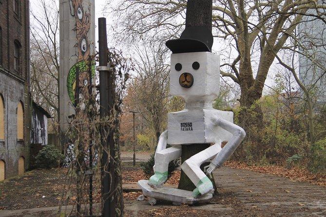 Private Berlin Street Art Tour & Local Berliner