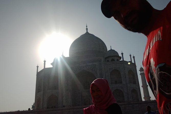 Delhi Agra Delhi Tour Sunrise Taj Mahal with Private Car