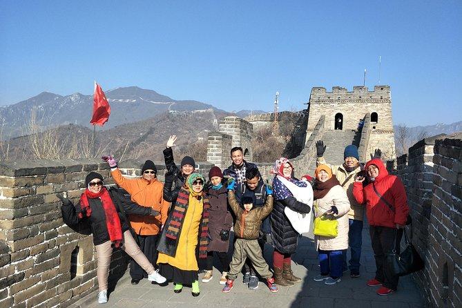 Mutianyu Great Wall Bus Tour with no shopping