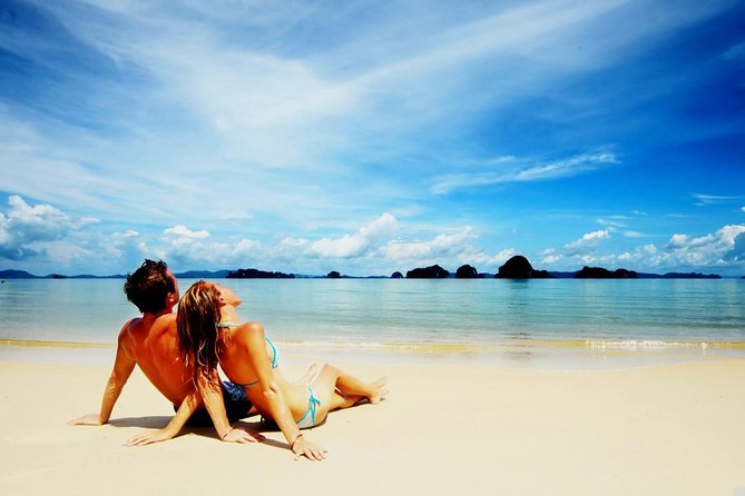 Blend with Beach & Nature - White Monkey Travels