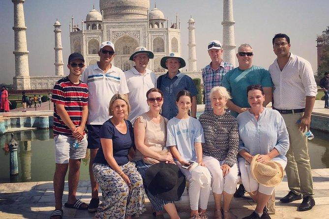 Full-Day Agra Tour with Taj Mahal From Mumbai By Air