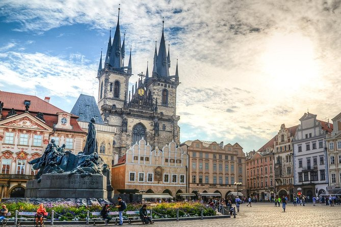 Private Transfer from Ostrava to Prague with 2 Sightseeing Stops photo 1