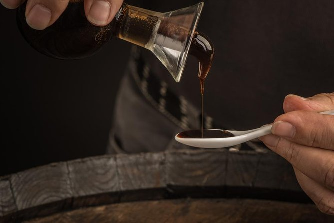 1.5-hour Traditional Italian Balsamic Vinegar Tasting Tour in Modena
