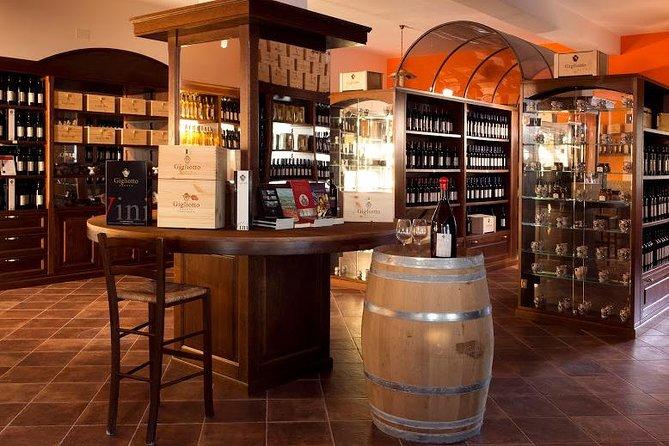Wine tasting in the heart of Sicily