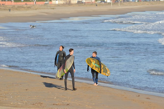 THIS IS SURF: Become a surfer for a day. Lesson for beginners / Private activity photo 6