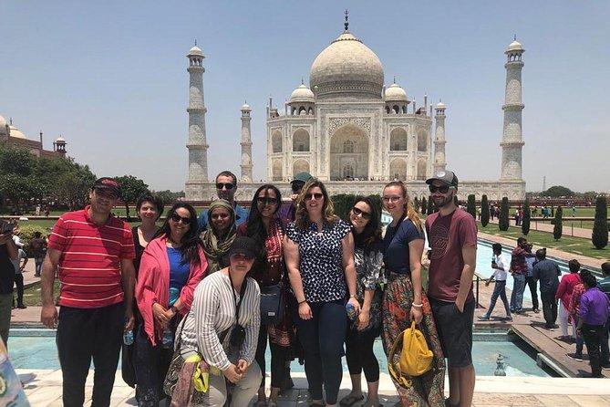 3 days India's Golden Triangle Tour