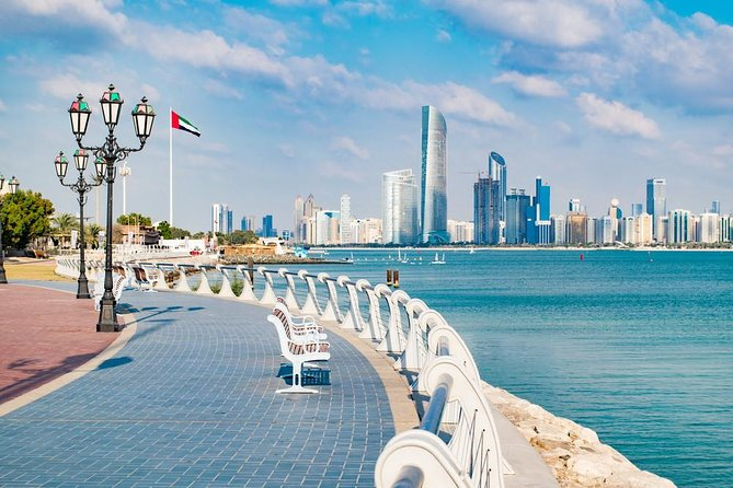 Departure Private Transfer Abu Dhabi to Abu Dhabi Airport AUH by Business Car