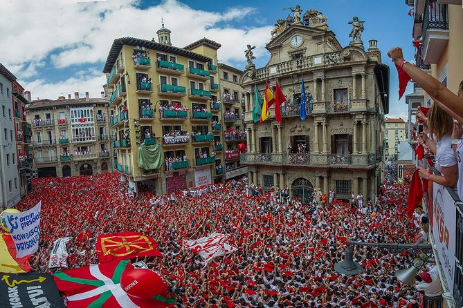 Ceremonia de apertura exclusiva de San Fermín