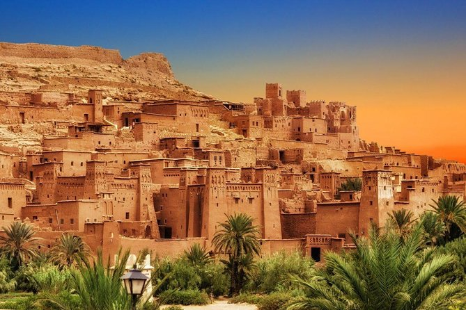 Private day trip to Ouarzazate and Kasbah Ait Benhaddou from Marrakech