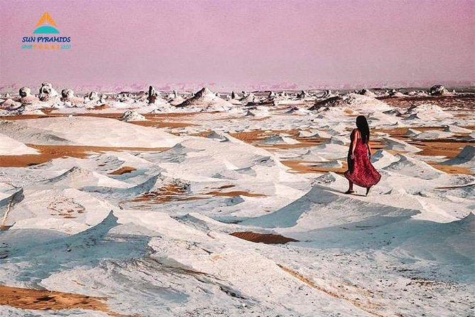 4 Days White Desert and Bahariya Oasis Tour