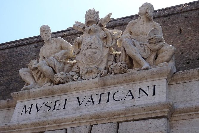 Vatican Museums guided tour& Navona Square-underground entrance + audioguide photo 6