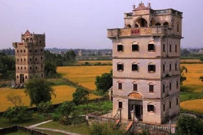 Kaiping/Toishan private tour (UNESCO watchtowers and villages)