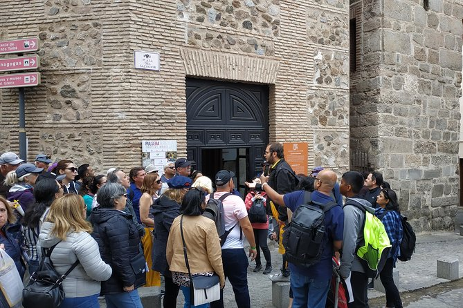 Full Day Trip to Toledo with Walking Tour & Get a Free Madrid Sightseeing Tour