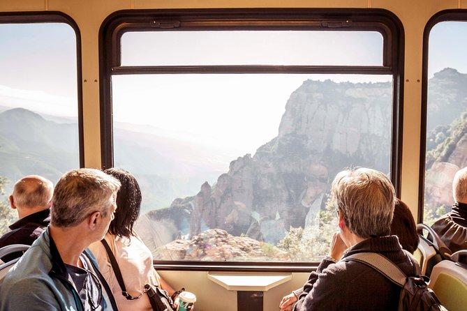 Cogwheel train ride