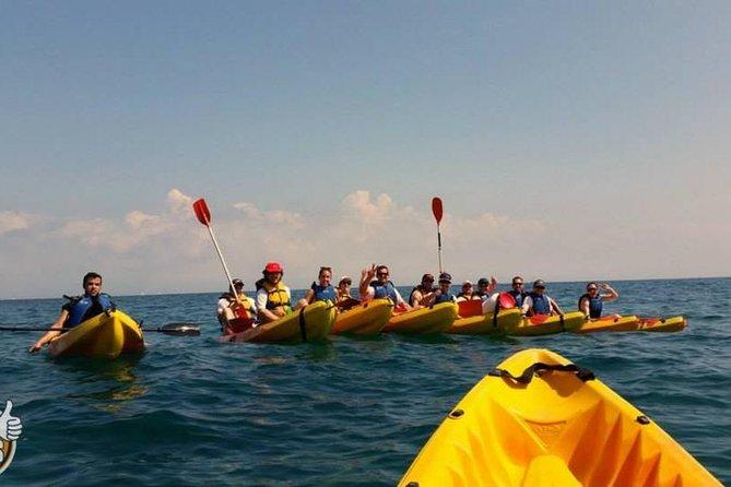 malvarrosa kayak experience