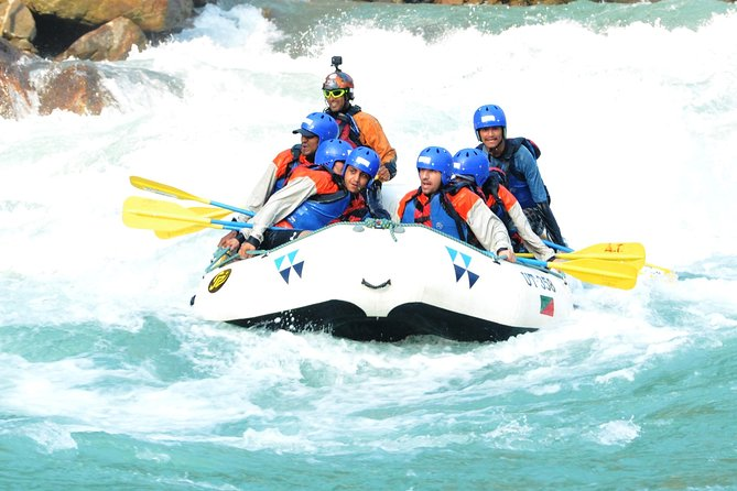Half Day Rafting in Rishikesh
