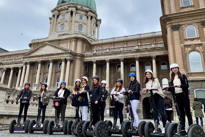 Grand Royal Segway Tour - 2 Hrs
