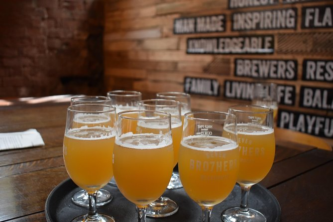 Craft Beer Tour around Manchester