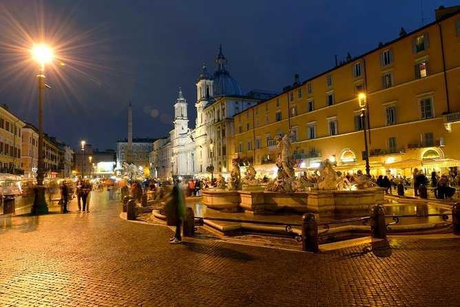 Rome by Night Tour Including Dinner photo 11